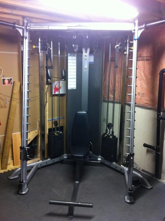 The gym | Rich Dlin - Reader Beware