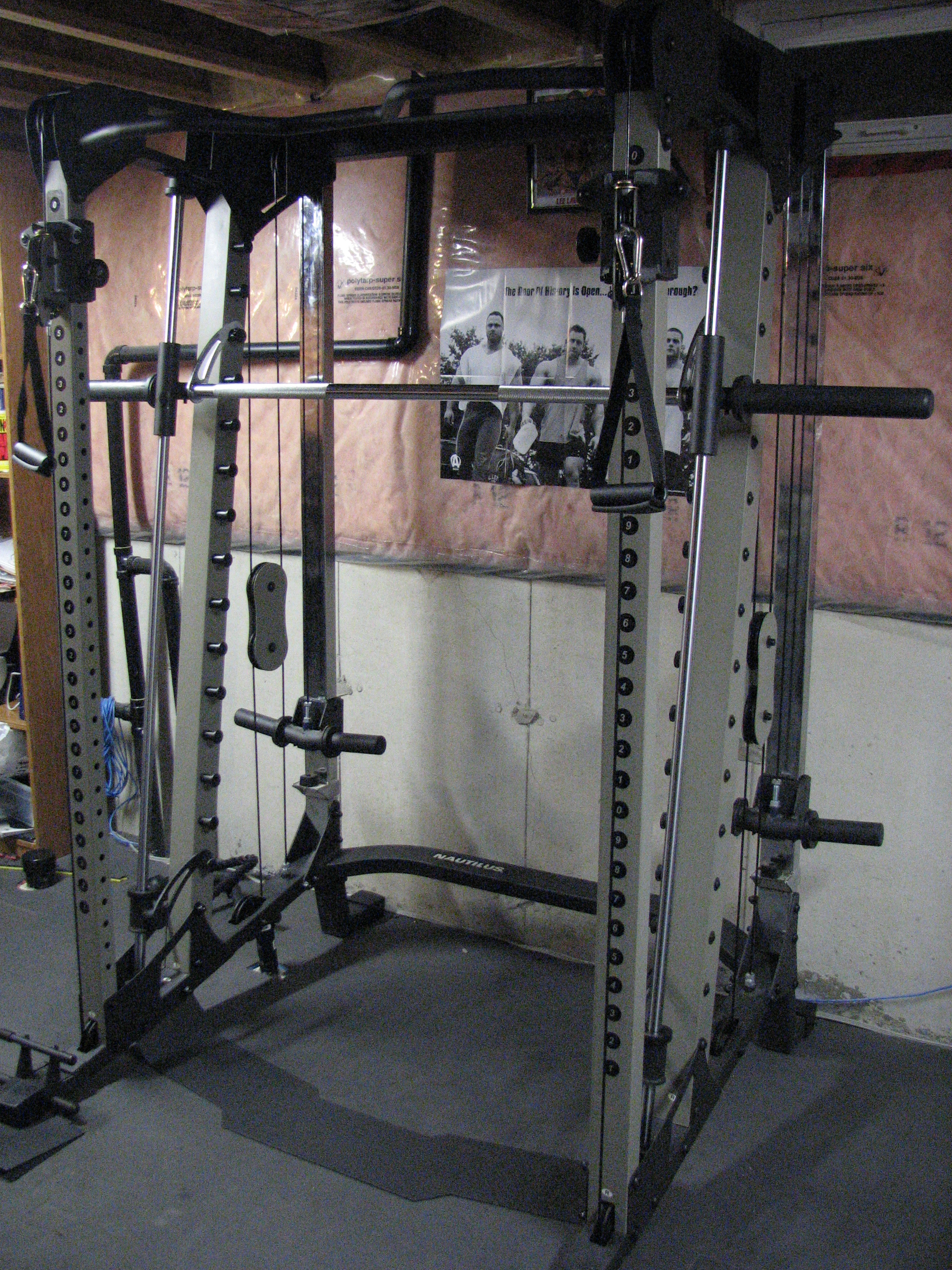 Creating A Home Gym Aka The Gym That Math Built